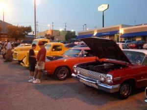Biff Buzby's Cars