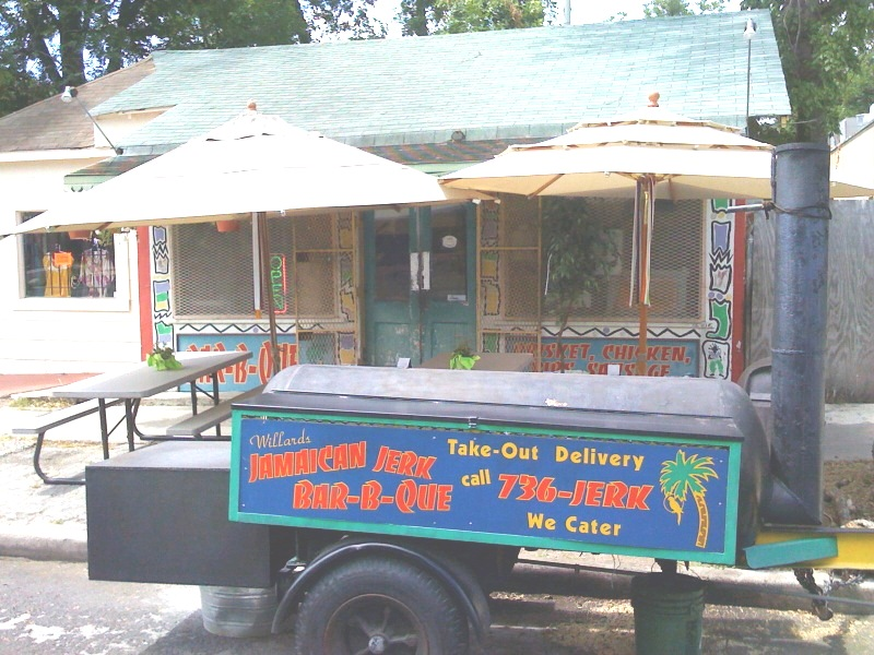 Willard's Jamaican Jerk BBQ