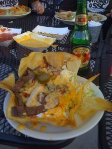 Here's to you, Mr. Taco Salad inventor guy!