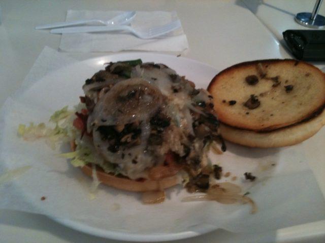 OrderUp Burger San Antonio