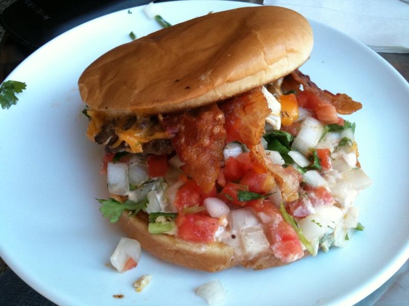 Random Order Up Burger (2)