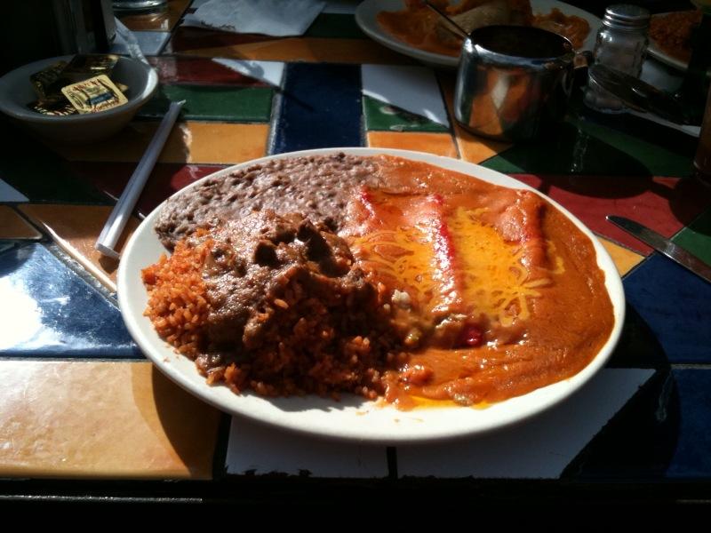 Mexican Manhattan Restaurant