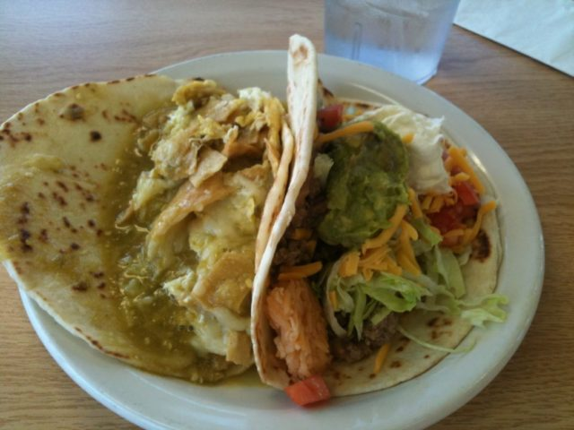 Ruthie's West Ave Mexican Food Tacos San Antonio Texas