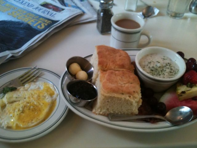 Guenther House Biscuits Favorite Breakfast San Antonio