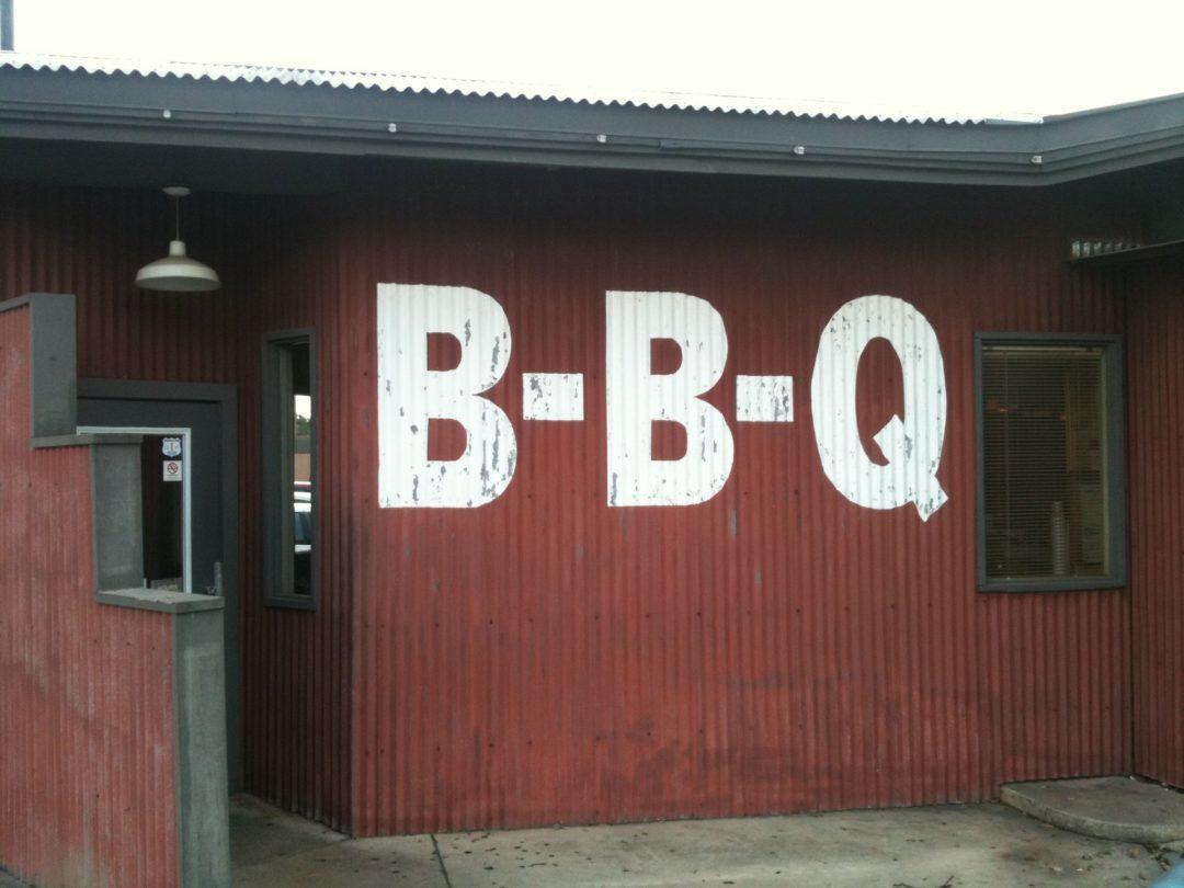 BBQ Station