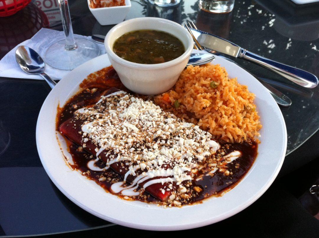 In Search of Enchiladas Antiguas at El Mirasol