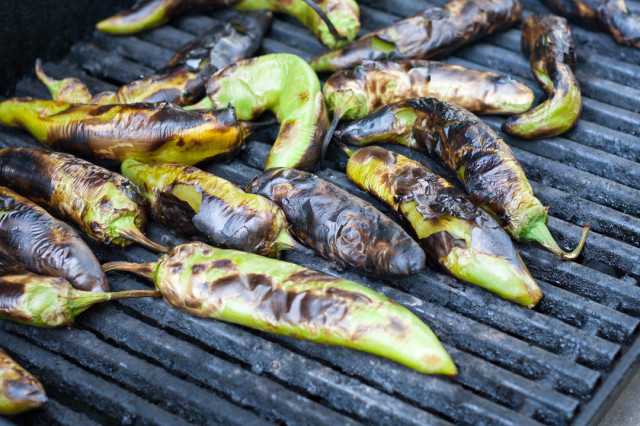 How to Roast Hatch Green Chiles-2