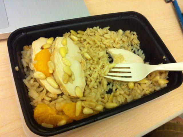 My Fit Foods 21 Day Challenge Turkey Hawaiian Chicken