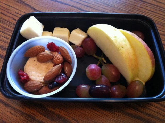 My Fit Foods 21 Day Challenge Picnic Time