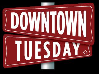 Downtown Tuesdays in San Antonio