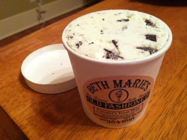 Ice Cream Review: Beth Marie's Cowgirl's Texas Heat