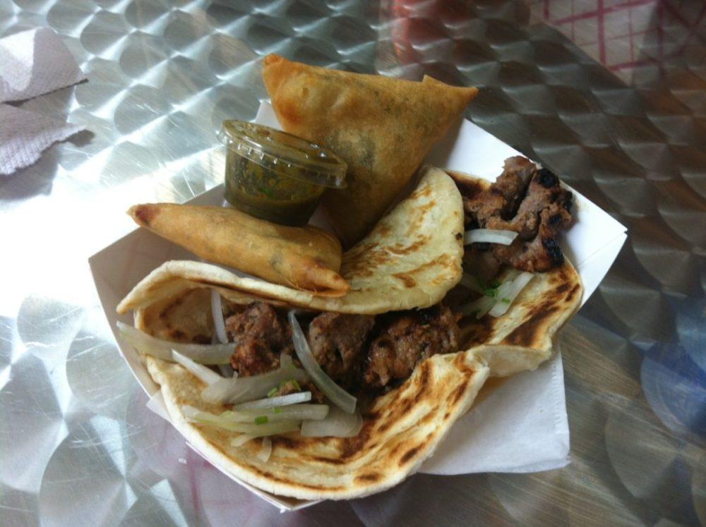 Rickshaw Stop: Pakistani Food Truck