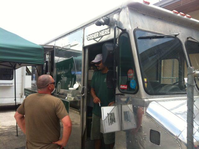 Rickshaw Stop Pakistani Food Truck in San Antonio
