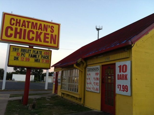 Chatman's Chicken Fried Chicken Comfort Food San Antonio