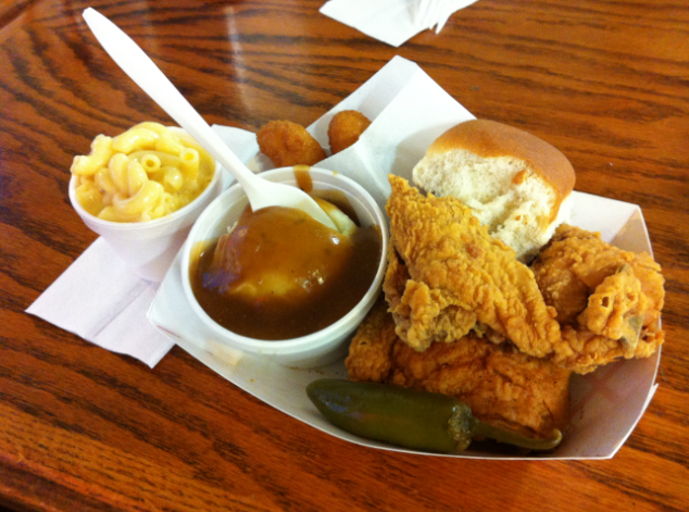 Chatman's Chicken: Outranking the Colonel