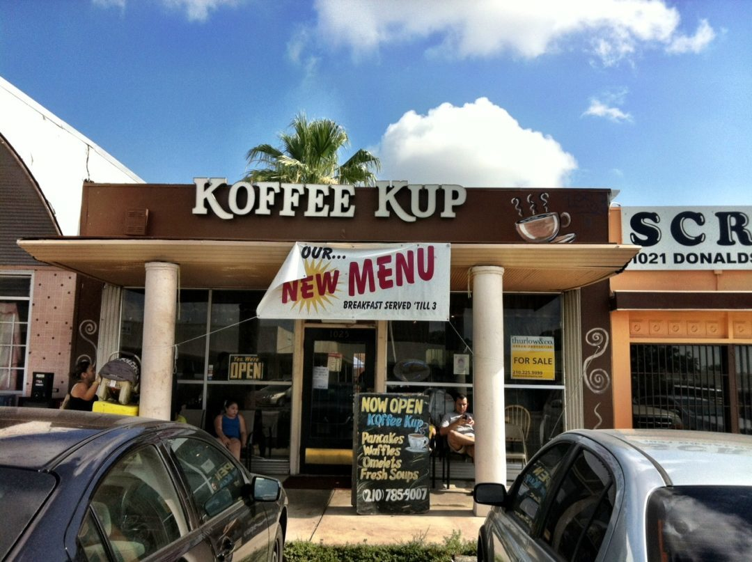 Koffee Kup: Short Order Breakfast on the Westside
