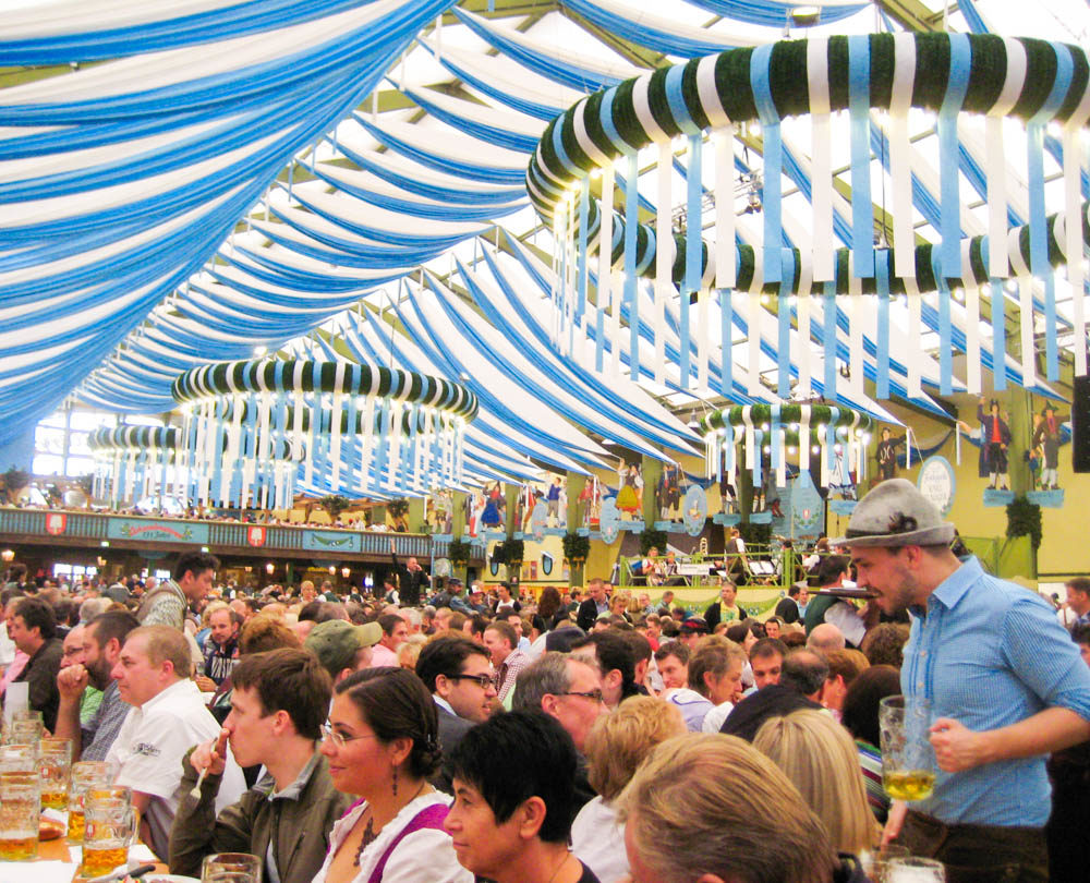 Beer and Lederhosen: A Trip To Oktoberfest