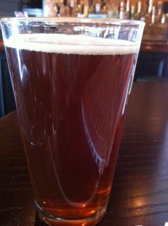 Branchline Brewing, Evil Owl Amber, San Antonio Beer