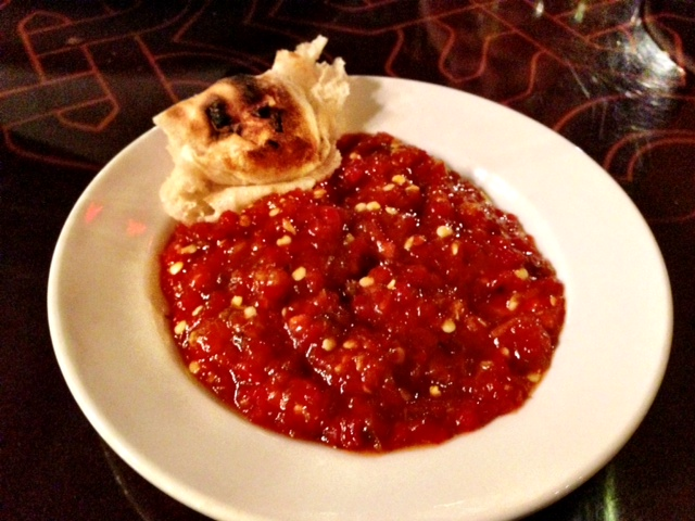 fire red sauce, Pasha, hot