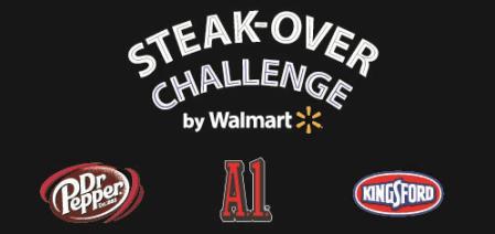 Firefighter Steak-Over Challenge