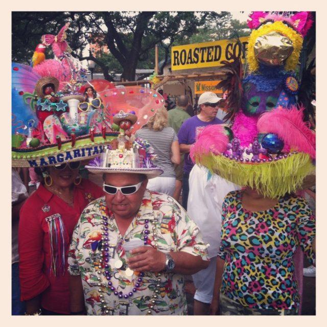 Sombrero, Fiesta Hat, NIOSA, San Antonio