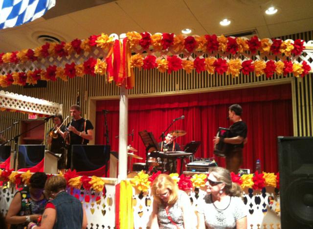 Fiesta, NIOSA, San Antonio, German Hall