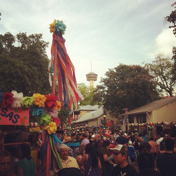 Fiesta, NIOSA, San Antonio, Tower of Americas