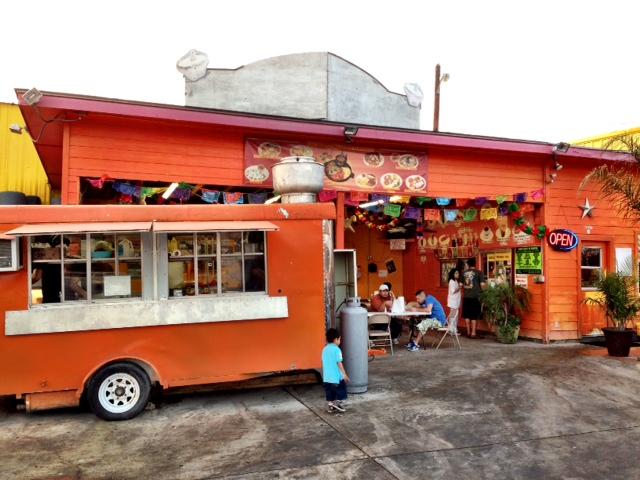 Erick's Tacos, taco truck