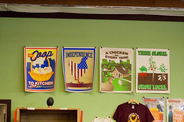 Portland Urban Farmer Posters