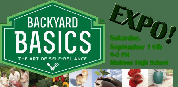 Backyard Basics Expo