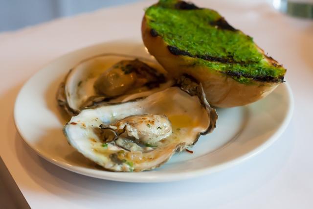 Lüke Oyster Half Shell