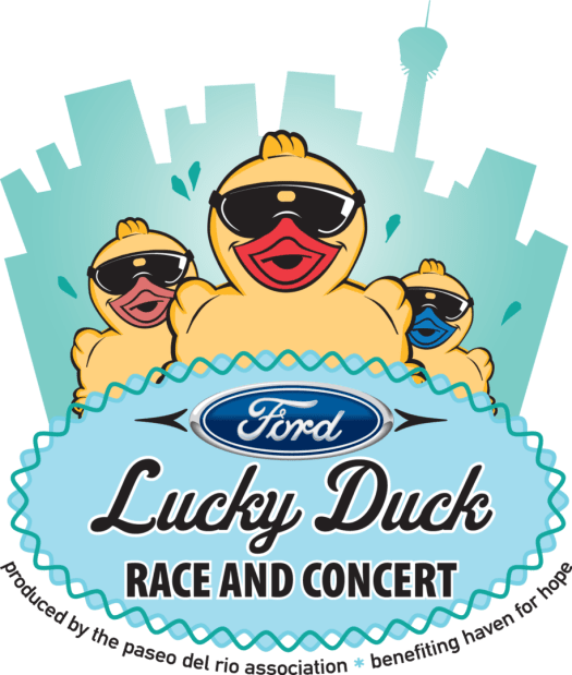 River Walk Lucky Duck 2013