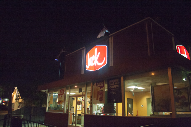 Late Night Jack in the Box
