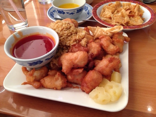 Phoenix Chinese Cafe Sweet Sour Chicken