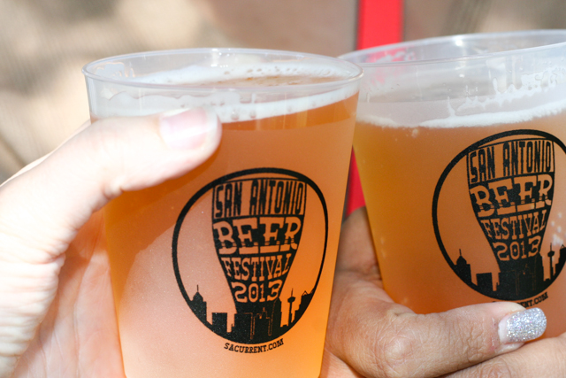 SA Current's San Antonio Beer Festival 2013
