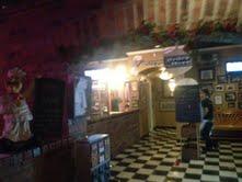 Inside of Julian's