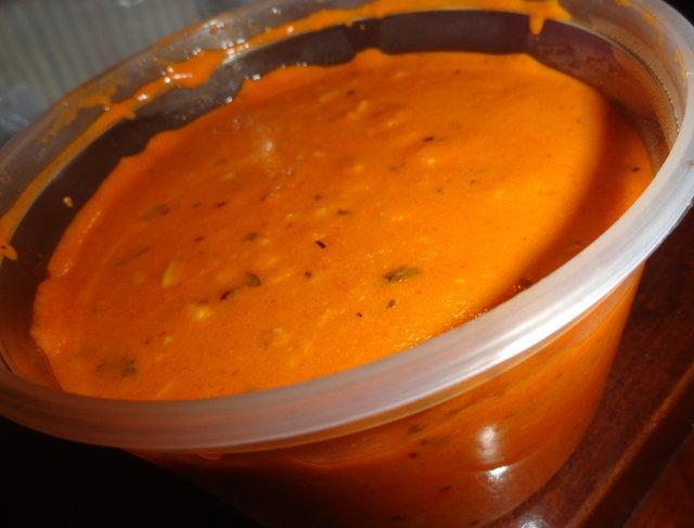 Tazas Soup