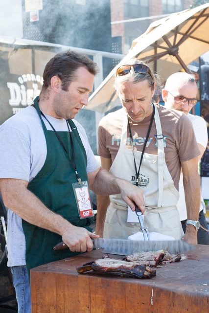 Serious Barbecue with Chef Adam Perry Lang at Meatopia Texas [VIDEO]
