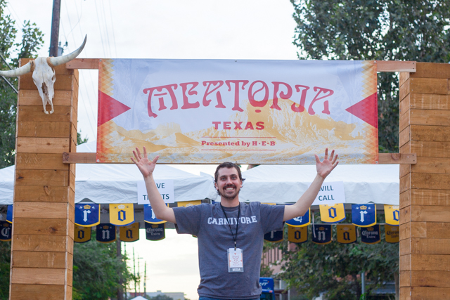 Meatopia TX: A Utopia of Meat [VIDEO]