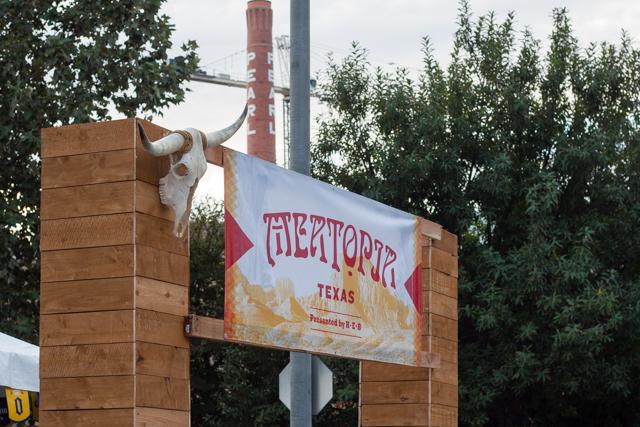 Meatopia TX Main Entrance
