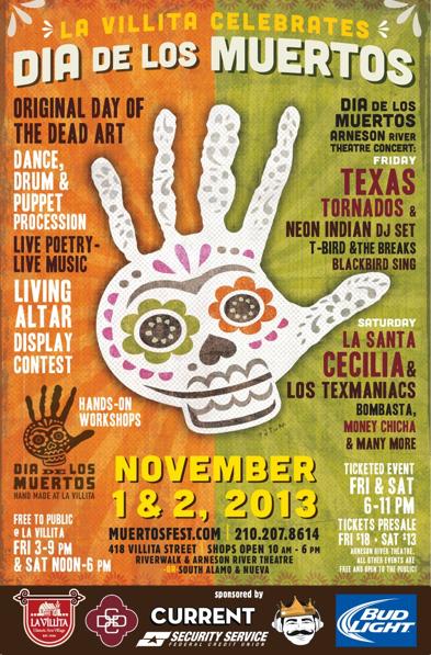 Muertos Fest 2013