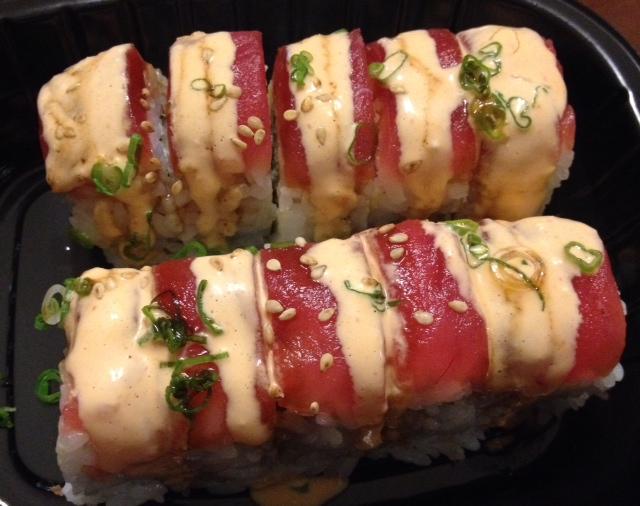 Sushi Time at Kumori Sushi and Teppanyaki