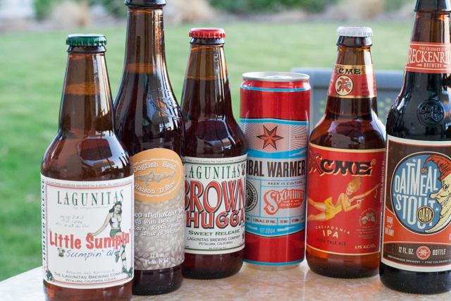 November Beer Haul Six Pack Club