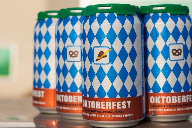 Santa Fe Brewing Company October Six Pack Club