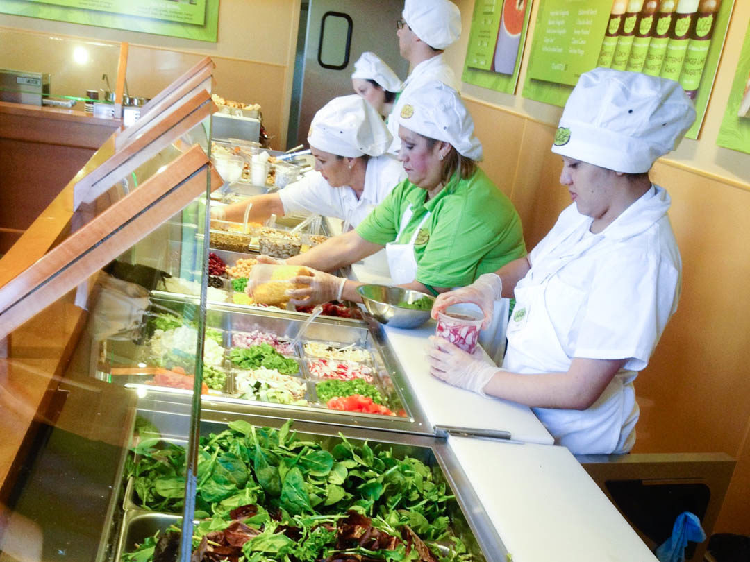 Salata: Fresh Take on the Salad Bar