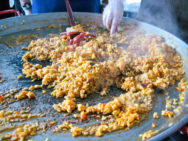 Recap of the 5th Annual Paella Challenge at the Pearl
