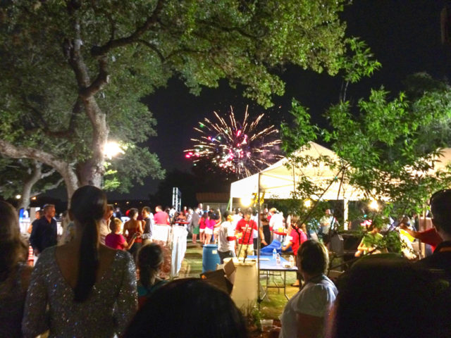 Fireworks 2 - Taste of Northside 2014