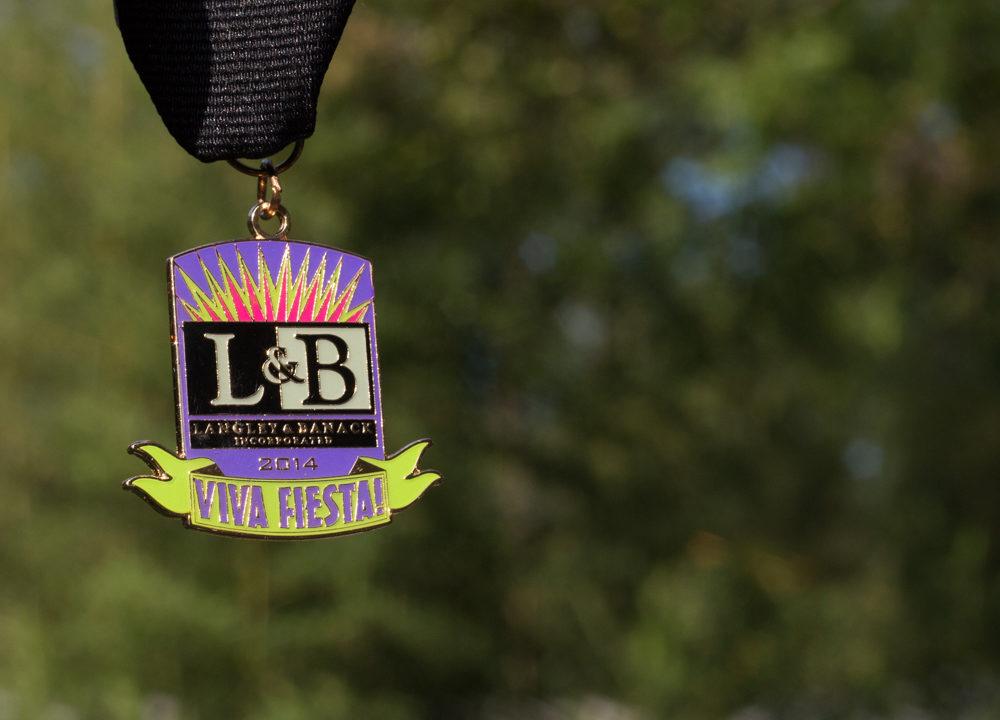 Langley & Banack: 2014 Fiesta Medal