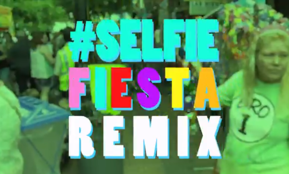 But First… Let Me Eat a Taco [Selfie Fiesta Remix]