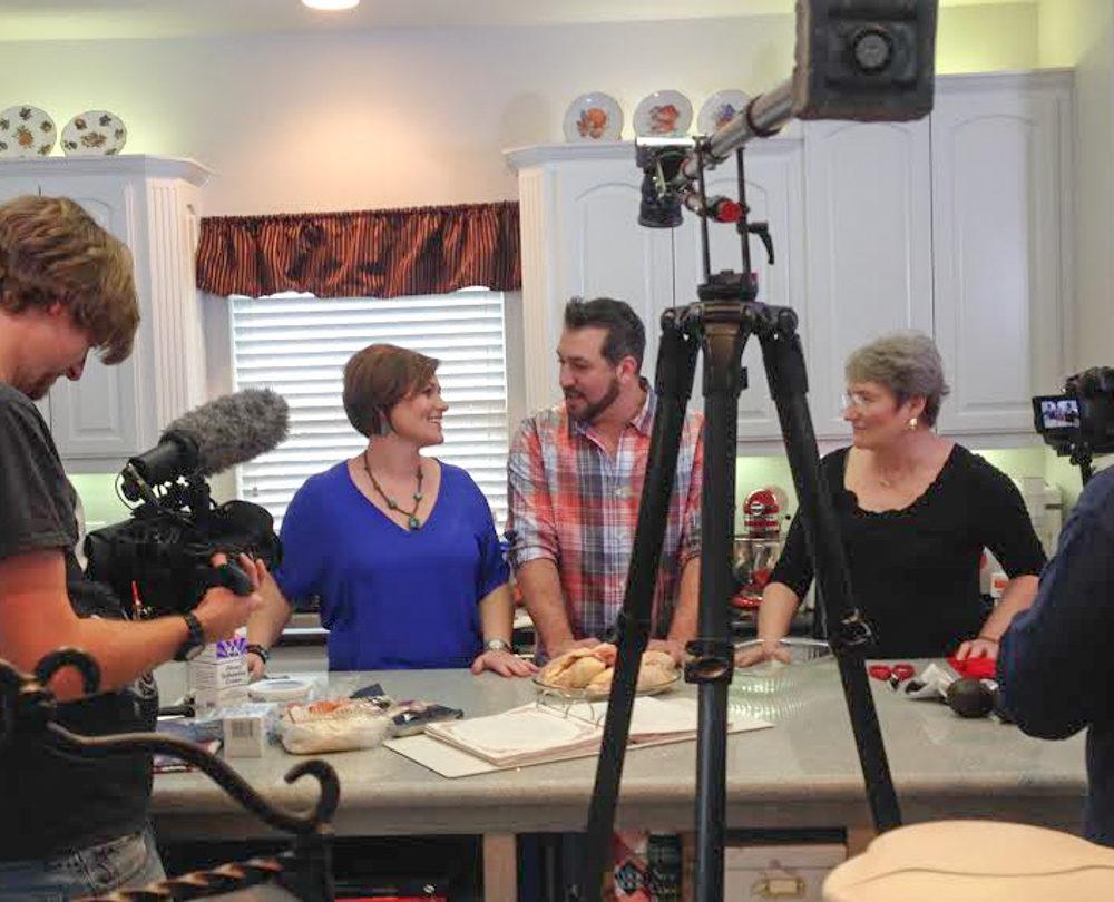 San Antonian on My Family Recipe Rocks TV Show Tonight